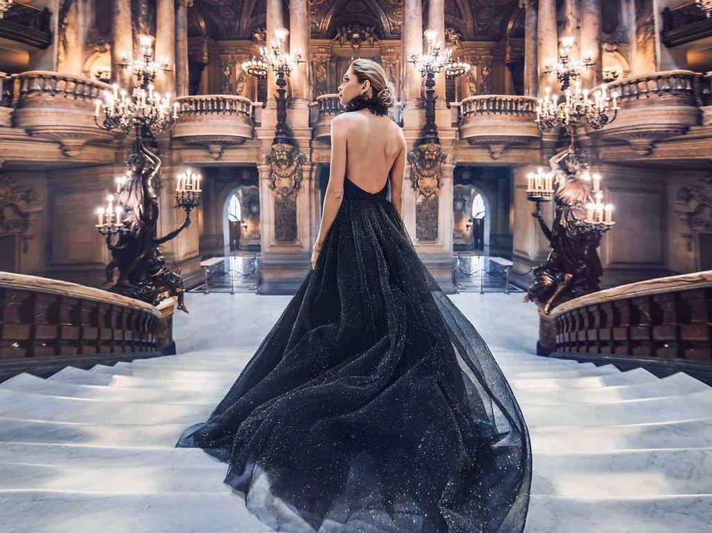 Opera de Paris, Palais Garnier, Paris, Prancis. Foto: Instagram.com/hobopeeba