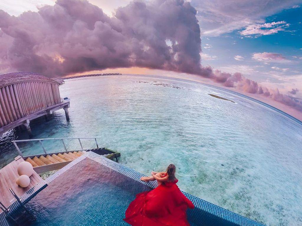 Finolhu, Maldives. Foto: Instagram.com/hobopeeba