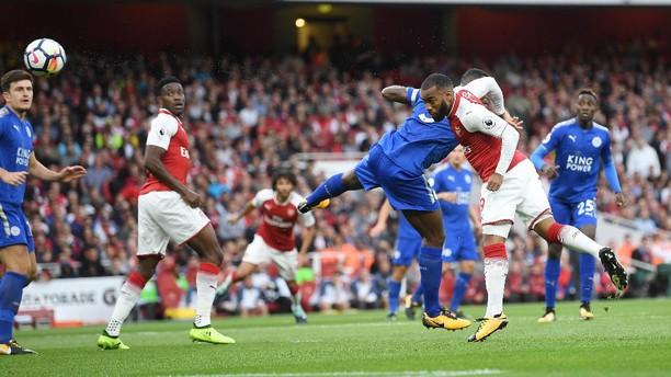 Drama Tujuh Gol Arsenal vs Leicester