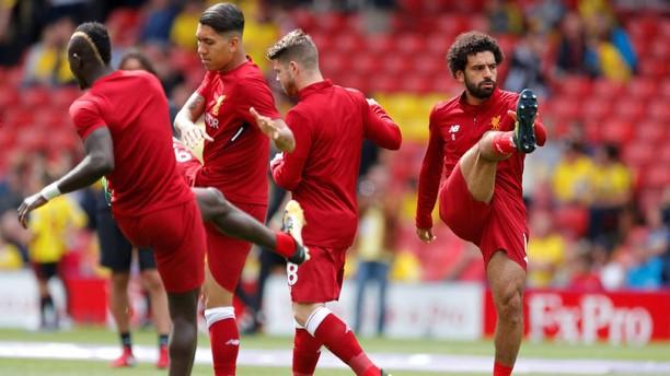 Watford Unggul, Liverpool Unggul... Ujung-ujungnya Tak Ada yang Menang