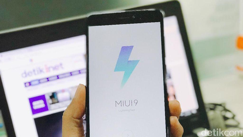 Mencicipi MIUI 9 di Redmi Note 4 dan 4X
