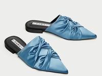 5 Sepatu Flat Satin yang Cantik dan Tidak Buat Pegal Dipakai Kondangan