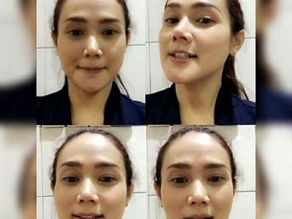 7 Foto Mulan Jameela Tanpa Makeup, Nggak Ada yang Jelek