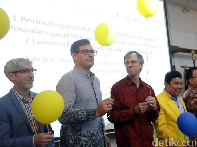 UI Jalin Kerjasama Prudential Indonesia