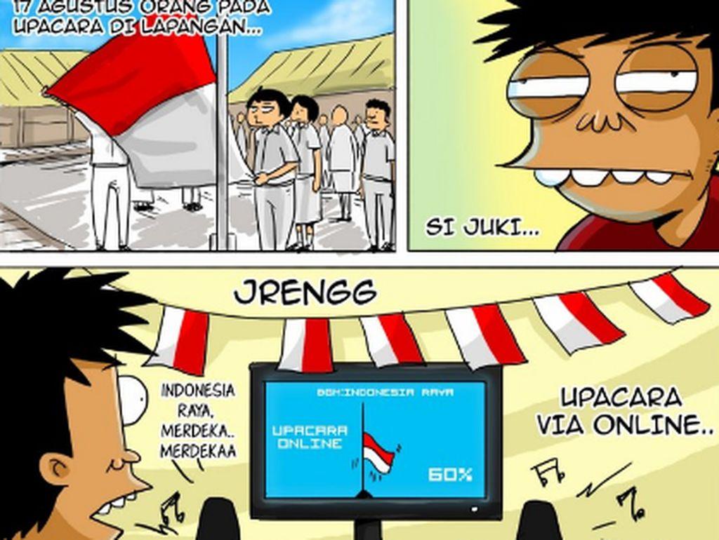 Meme Kocak Ini Ramaikan Hari Kemerdekaan #RI72