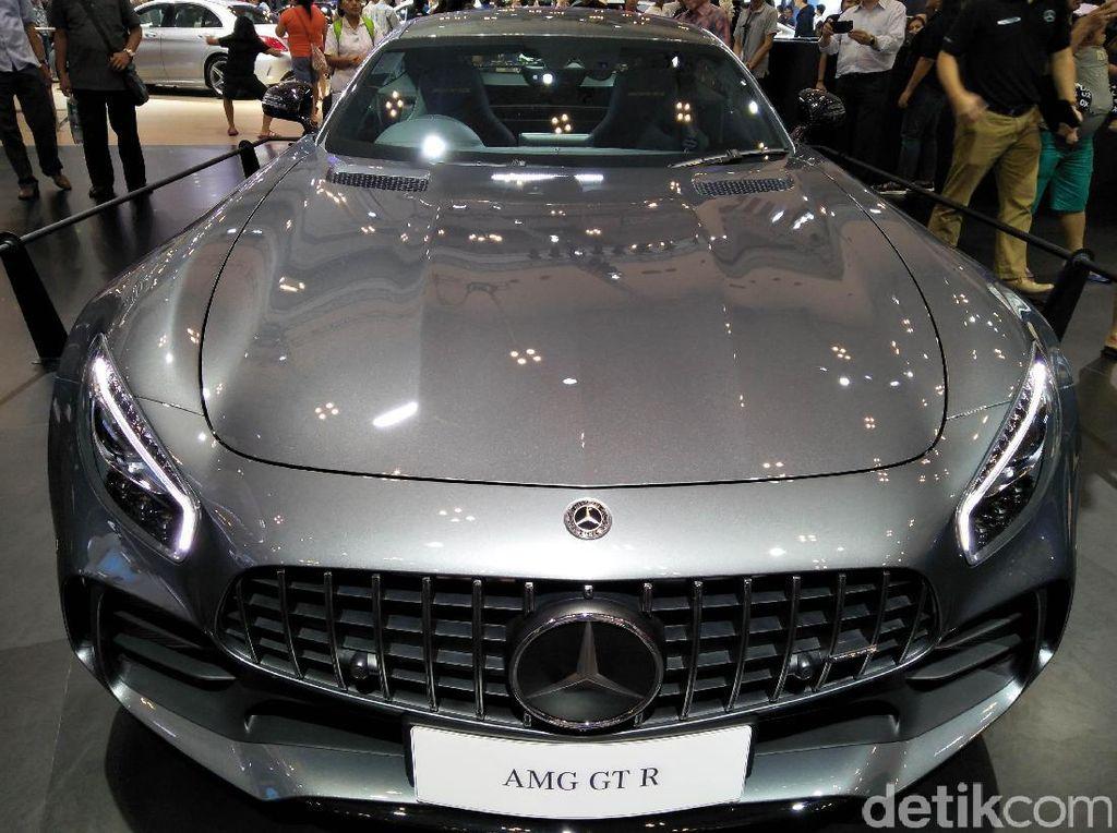 Mobil Monster Mercy Seharga Rp 5 M