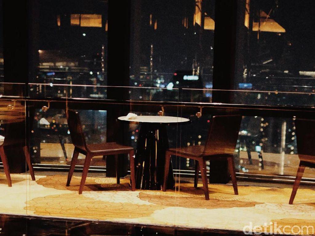 Sensasi Makan di Henshin Westin Hotel, Restoran Tertinggi Se-Jakarta