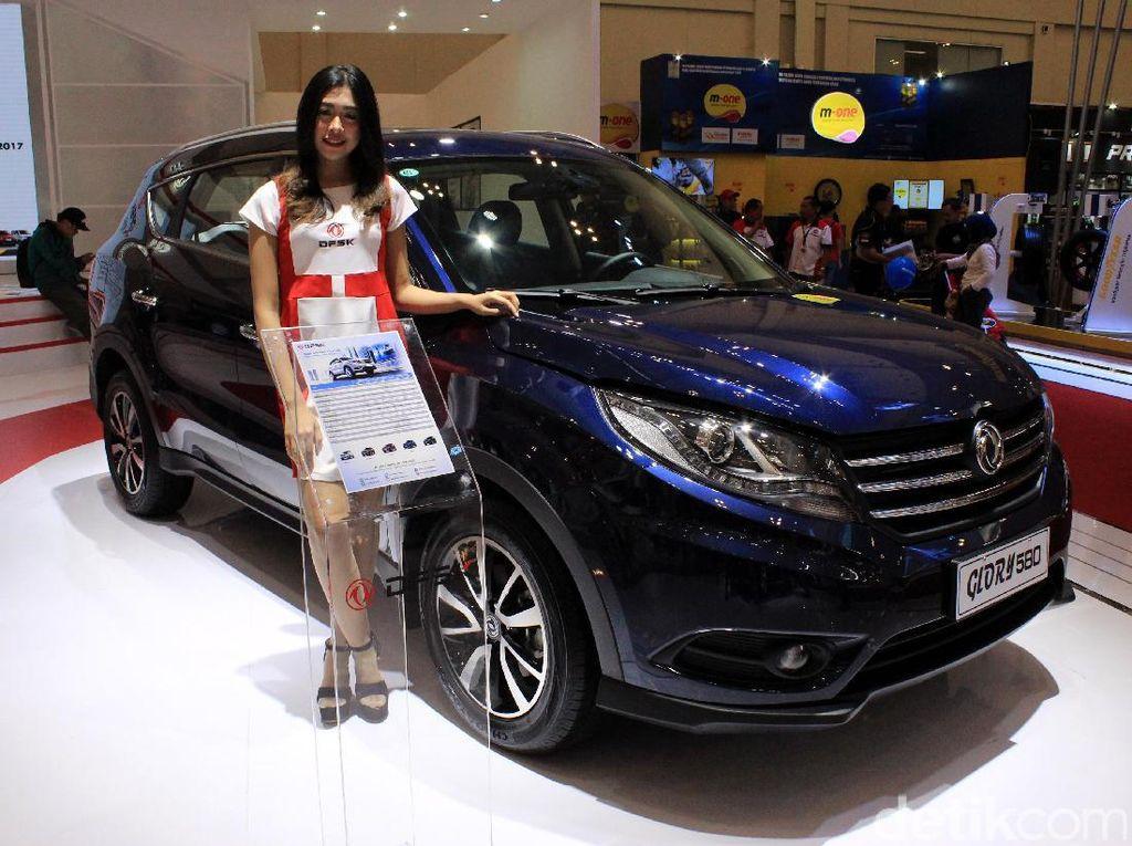 Foto: Pesaing CR-V dari China Ini Harganya Rp 200 Jutaan