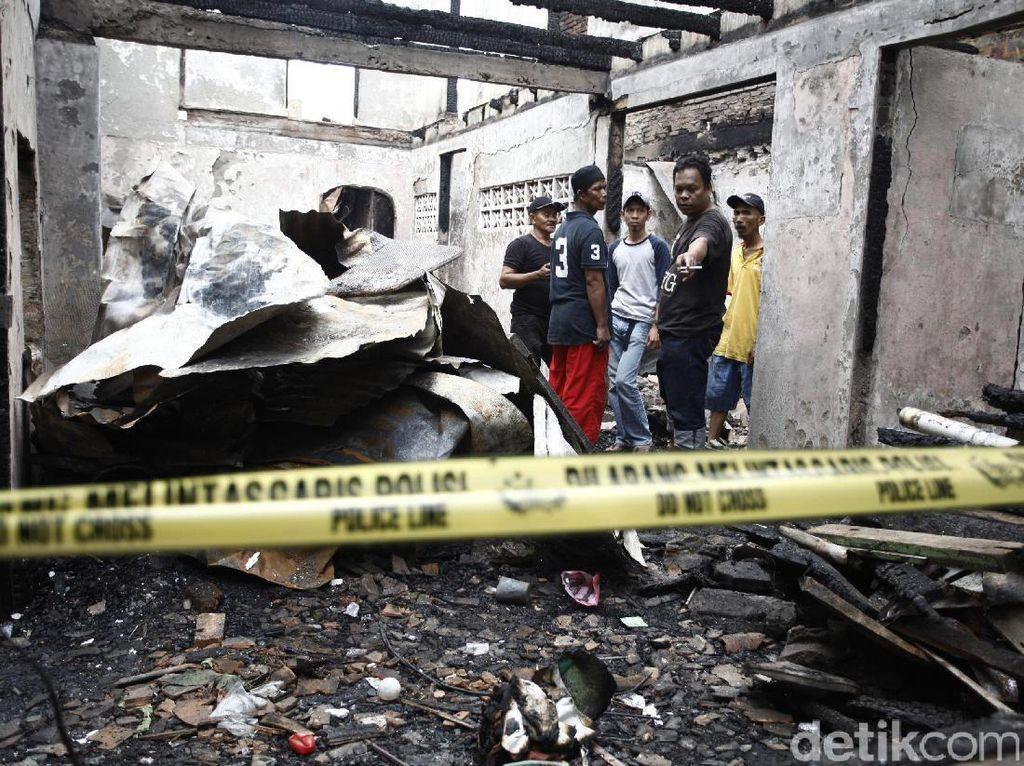 Kebakaran Kebon Pala, Ribuan Warga Kehilangan Rumah