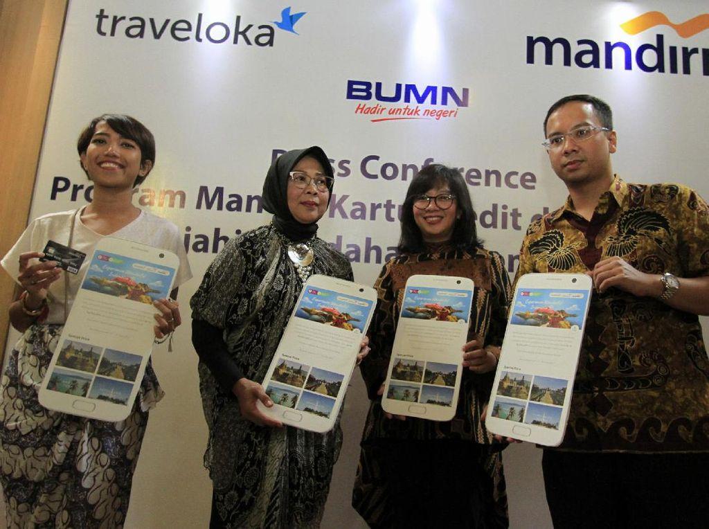 Mandiri Treveloka Jelajah Indonesia