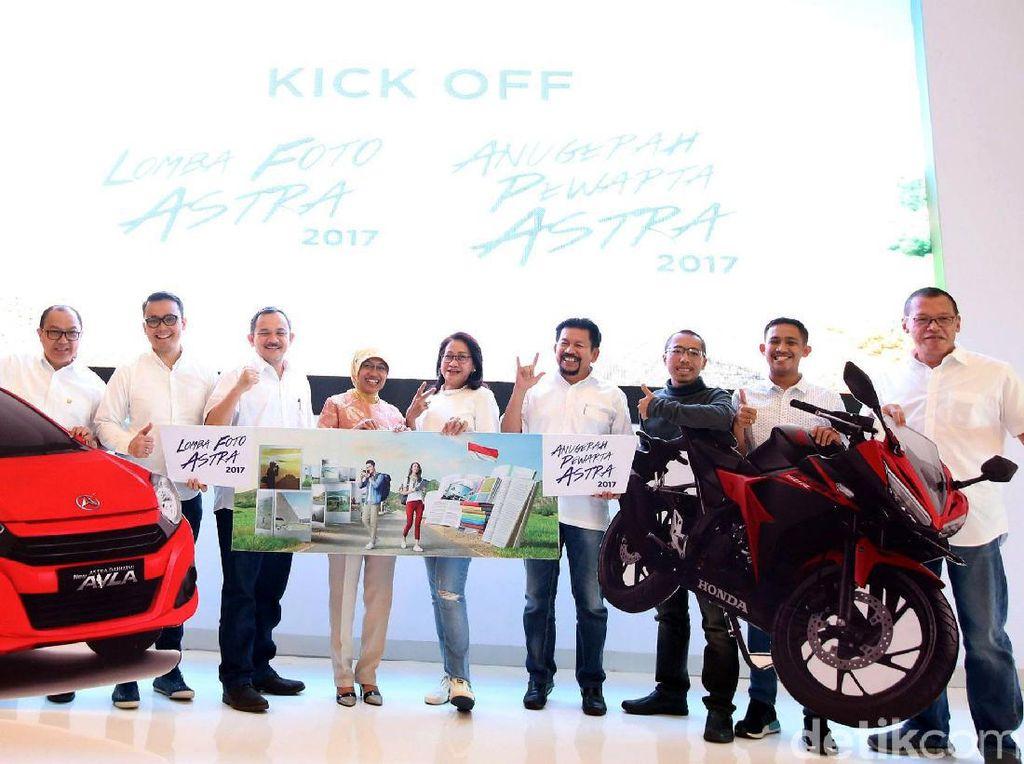 Kick Off Lomba Foto dan Anugerah Pewarta Astra