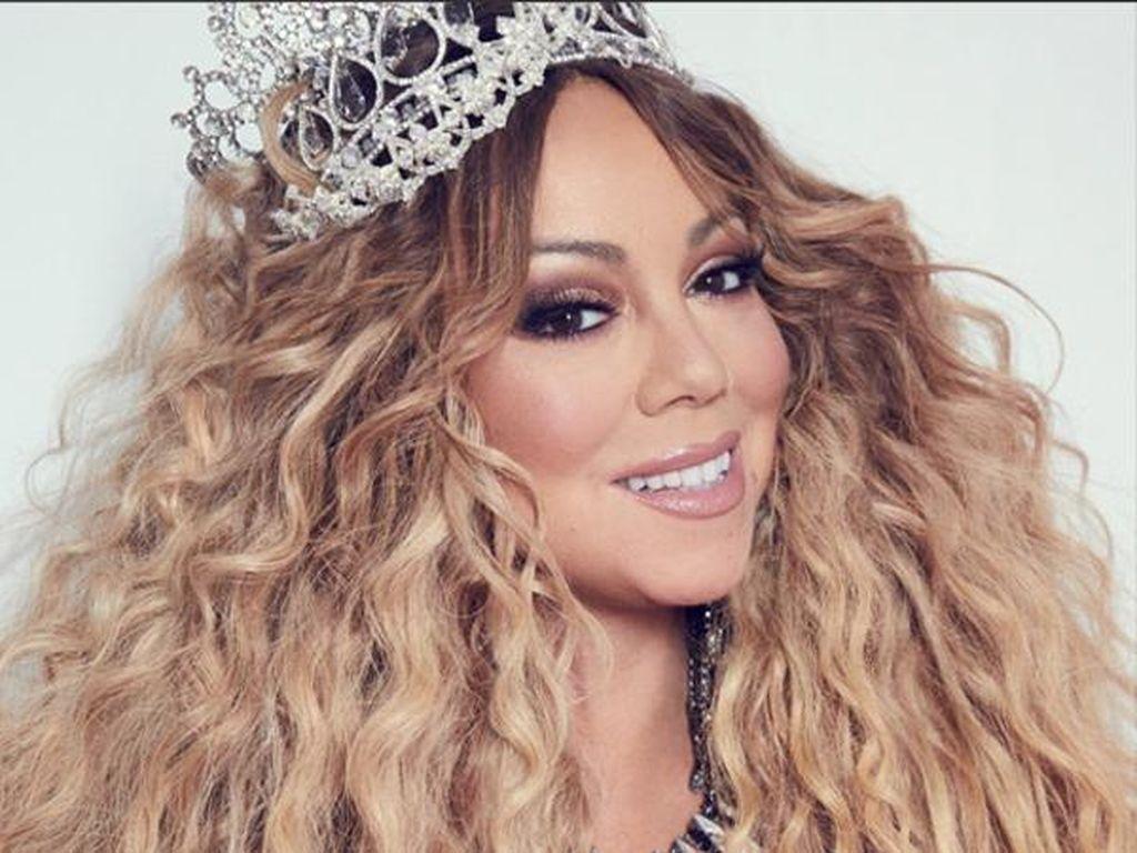 Zaman Masih Hidup Susah, Mariah Carey Hanya Makan Saus