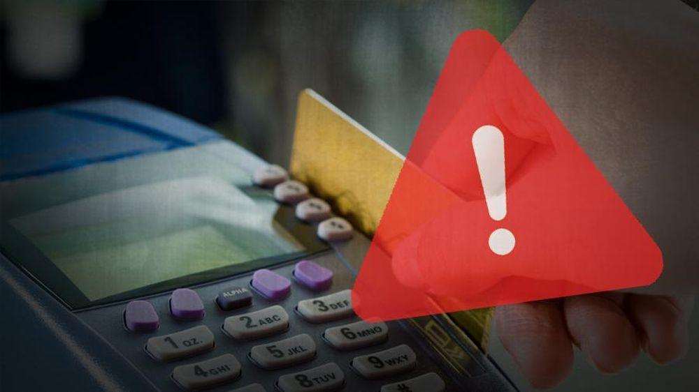 Bahaya Gesek Kartu Kredit Dua Kali