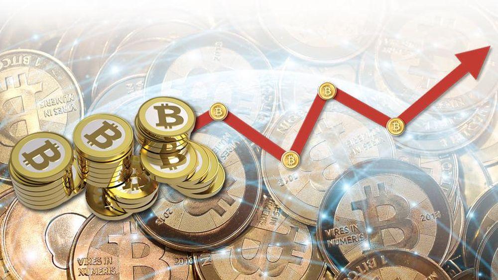 Bitcoin Cetak Rekor, Tembus Rp 60 Juta