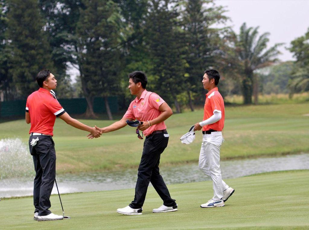 SEA Amateur Golf Team Championship 2017digelar di Gading Raya Padang Golf & Klub, Serpong, Banten, pada 5-8 September. Tahun depan, kejuaraan tersebut akan digelar di Myanmar. (PB PGI).