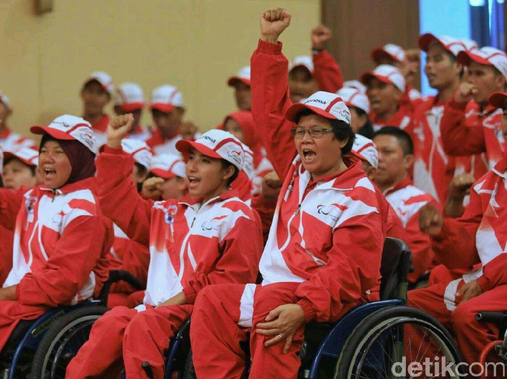 Di ASEAN Para Games 2017, Indonesia optimis bisa meraih kembali gelar juara umum dan menjadi yang terbaik di kawasan Asia Tenggara. (dok. Kemenpora)