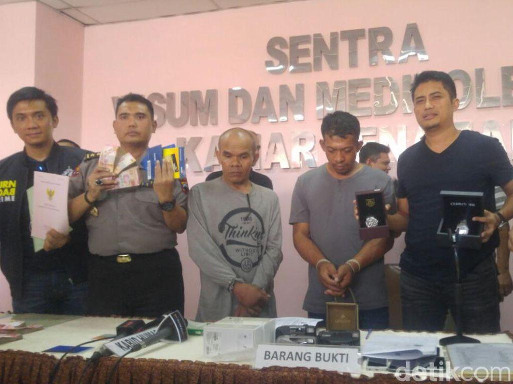 Para pelaku adalah mantan karyawan Husni dan Zakiah. Mereka tega membunuh karena tidak diberi pesangon (Foto: Angling Adhitya Purbaya)