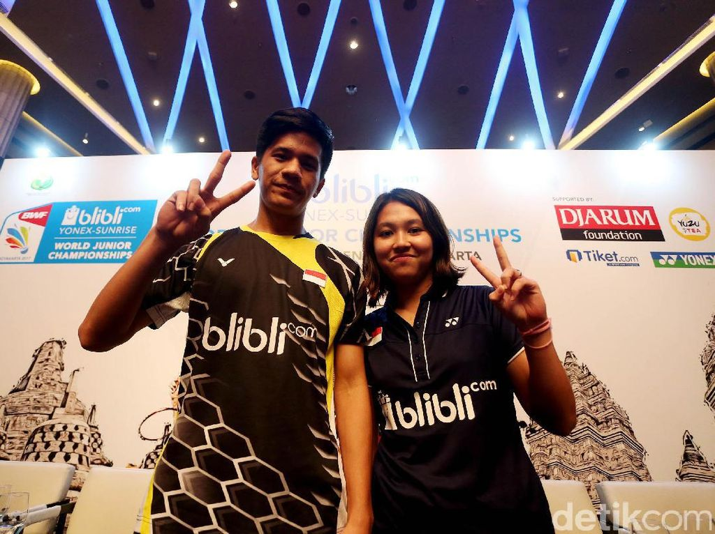 Kejuaraan Dunia Junior Bulutangkis 2017 akan digelar di GOR Among Rogo, Yogyakarta.