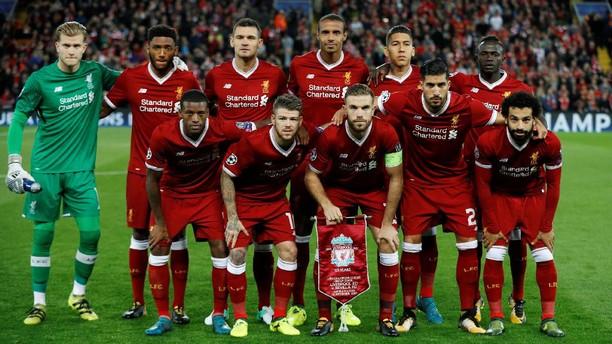 Sujud Syukur Salah dan Mane di Anfield