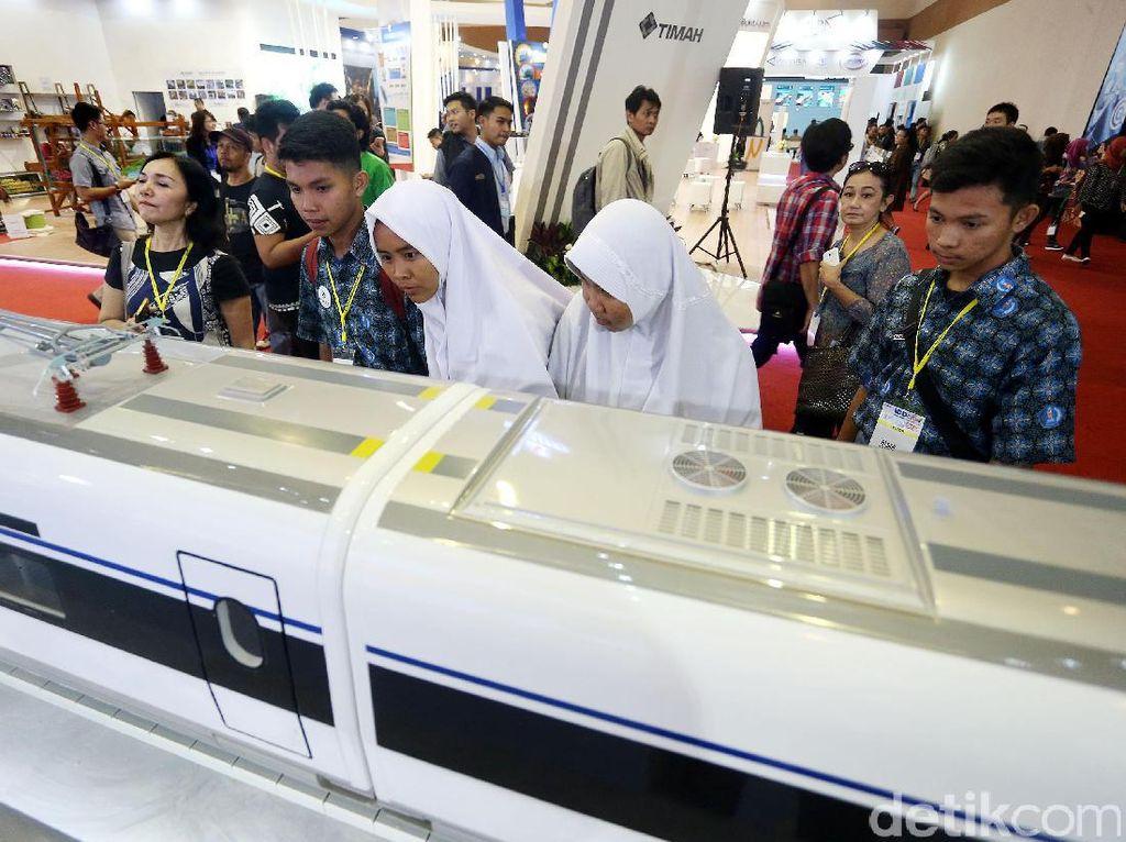 Melihat Ajang Pameran IIBD Expo 2017