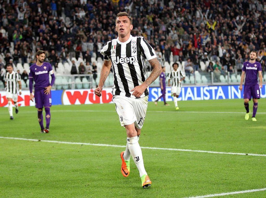 Juventus Masih Sempurna di Serie A