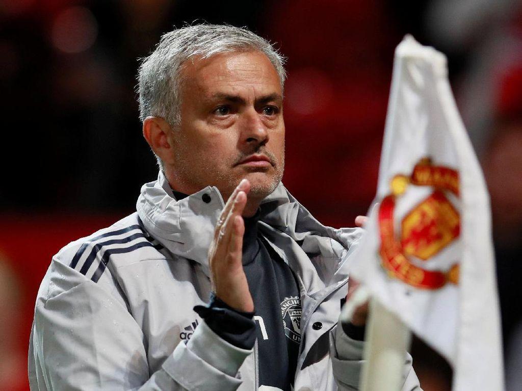 Manajer MU Jose Mourinho puas dengan performa timnya.