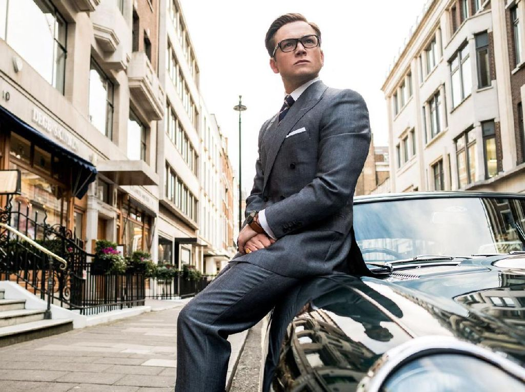 Para Agen Rahasia Kingsman The Golden Circle