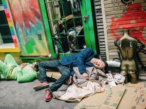 Minum Berlebihan, Begini Potret Orang Mabuk Sampai Tak Sadarkan Diri di Jepang