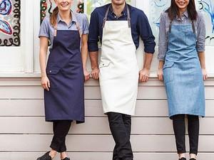 Di Dapur Tetap Terlihat Modis dengan 10 Pilihan Apron Keren Ini