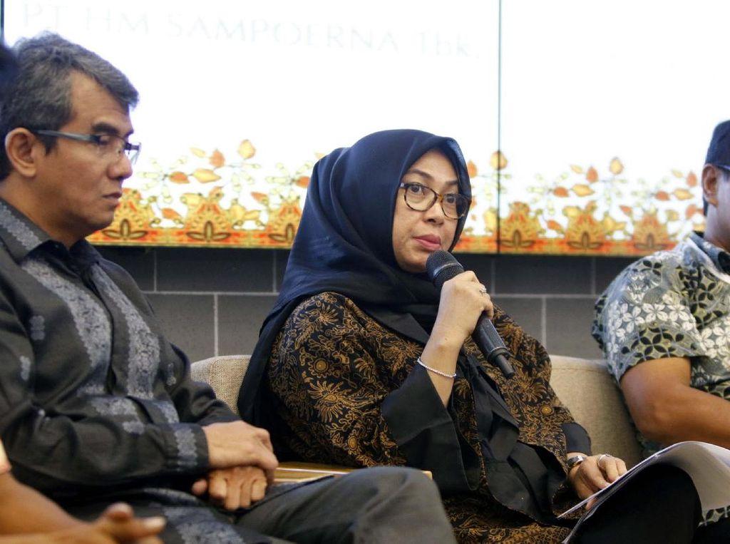 Diskusi Media Bahas Tembakau