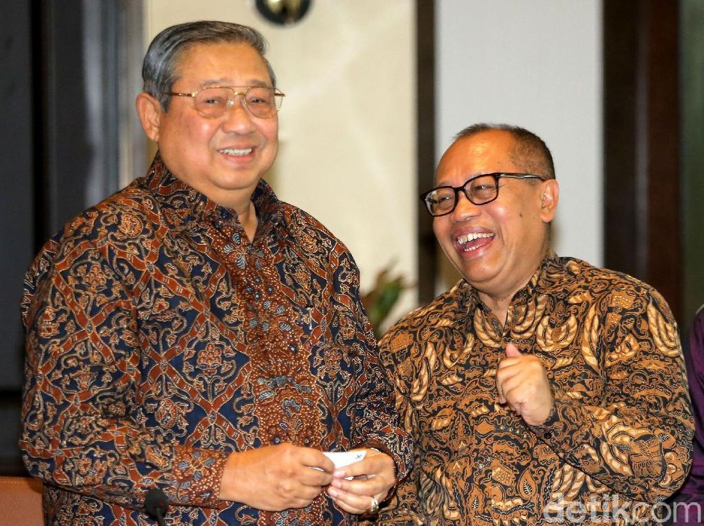 Ketua DJSN dan Dirut BPJS Ketenagakerjaan Temui SBY