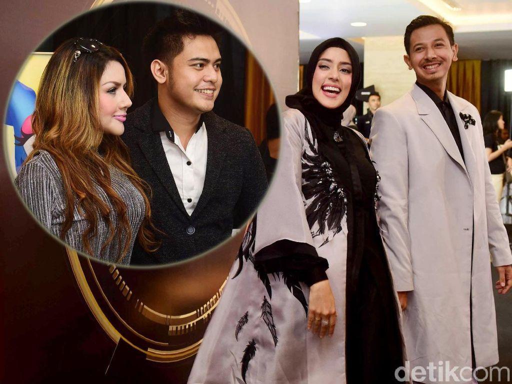 Galih Ginanjar dan Fairuz A Rafiq Bertemu, Kezia Toemion Pacar Cucu Soeharto