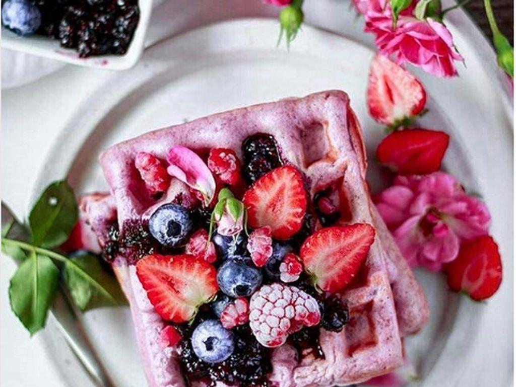 Kreatif! 10 Karya Seni Ini Seluruhnya Dibuat dari Makanan