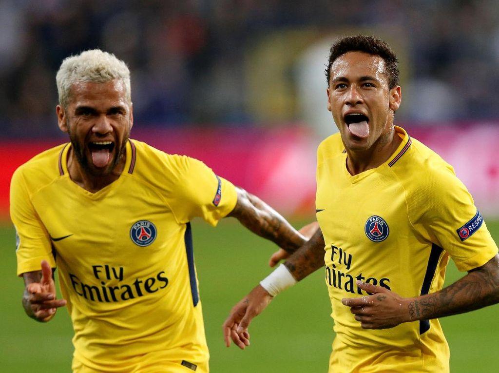 PSG Terlalu Tangguh untuk Anderlecht