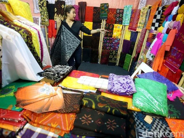 Produk Unggulan Daerah Mejeng di Nusantara Expo 2017