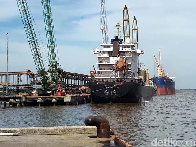 Mengintip Pelabuhan Ekspor CPO Terbesar di Indonesia