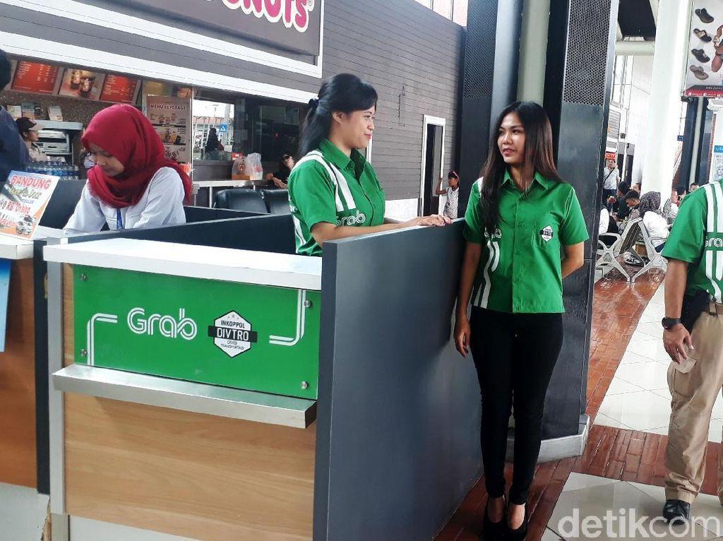 Ini Area Khusus Taksi Online di Bandara Soekarno-Hatta