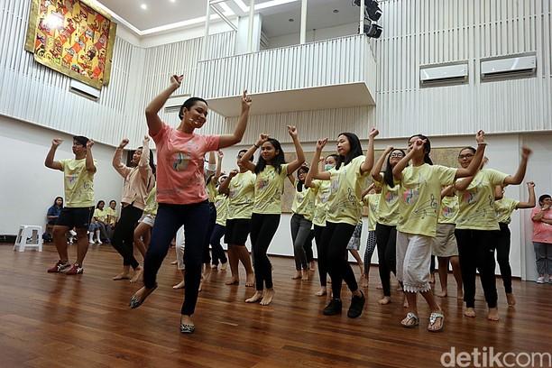 Intip Persiapan Drama Musikal Suara Hati The Resonanz Childrens Choir