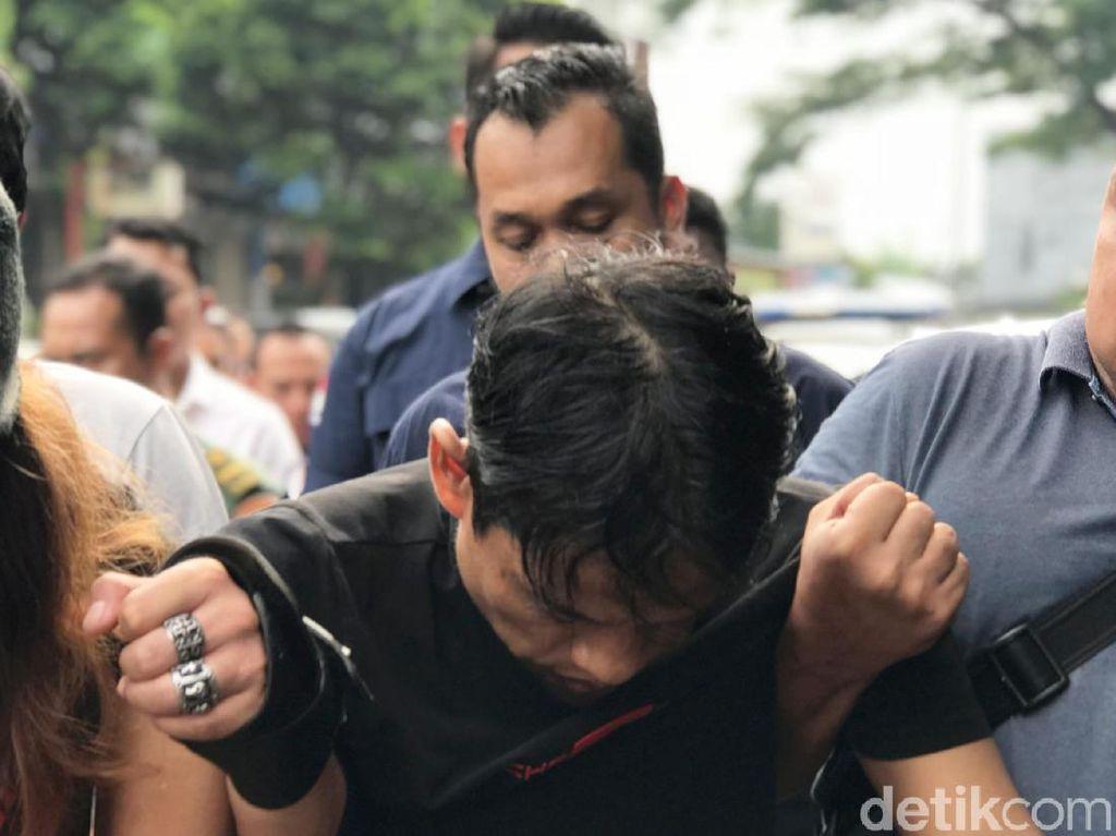 Badrun membunuh Imam diduga karena cemburu. (Foto: Mei R Amelia/detikcom)