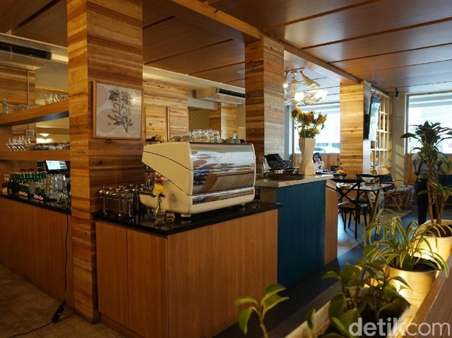 Yuk Intip Sajian hingga Suasana Restoran Bergaya Modern di Senopati Ini!