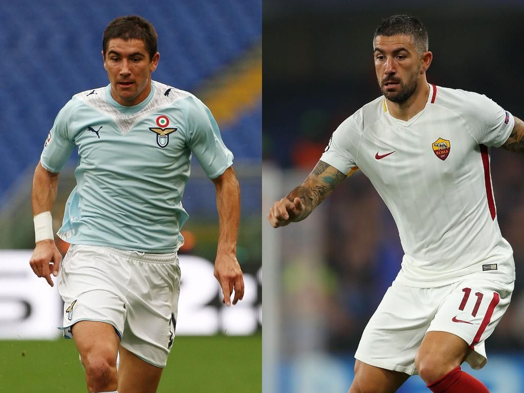 Mereka yang Pernah Membela Roma dan Lazio