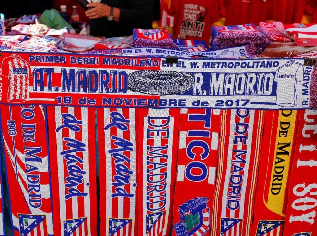 Derby Madrid yang Riuh Itu