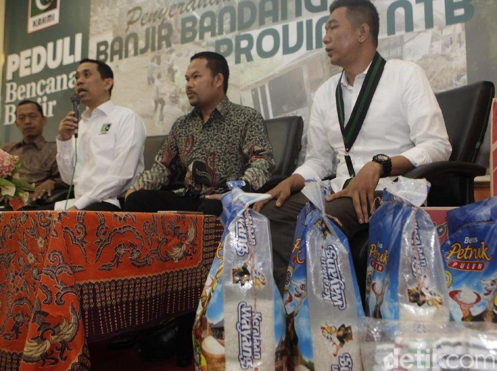 Presidium Majelis Nasional Korps Alumni KAHMI Kamrussamad menyatakan, turut empati atas penderitaan yang dipikul saudara sebangsa. dok KAHMI