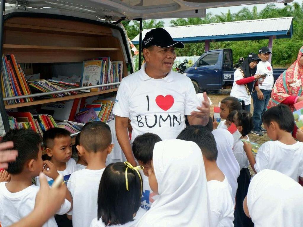Mobil Pintar Askrindo Hadir di Bengkulu