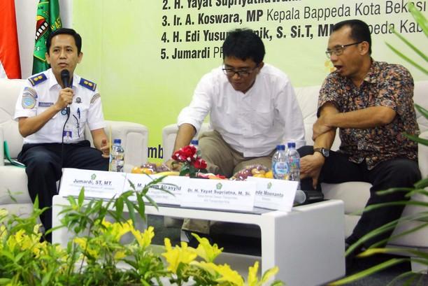 Forum Diskusi LRT dan Masa Depan Bekasi
