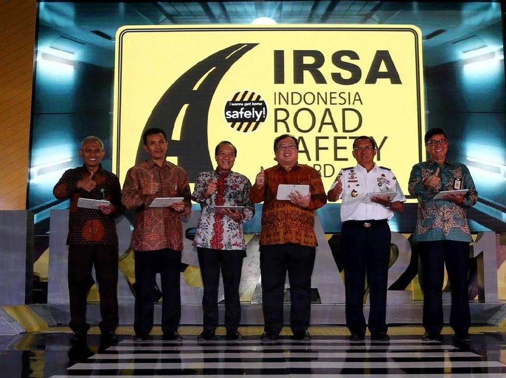 Indonesia Road Safety Awards 2017